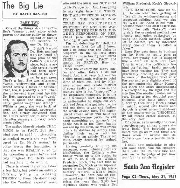The Big Lie 2