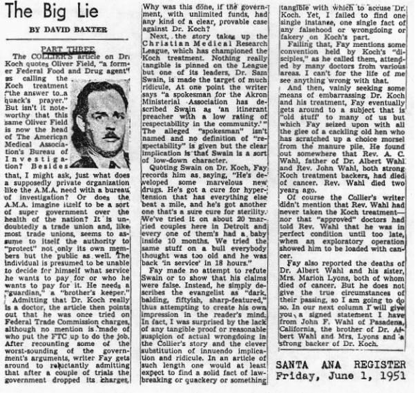 The Big Lie 3