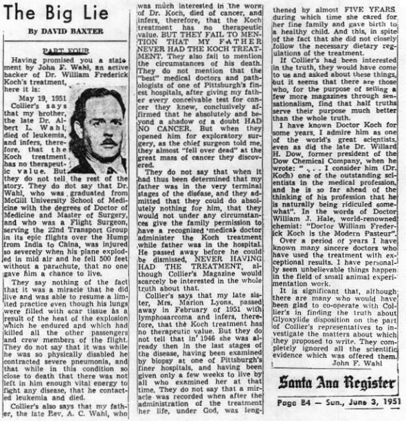 The Big Lie 4
