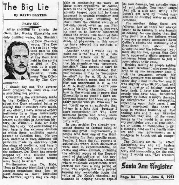 The Big Lie 6